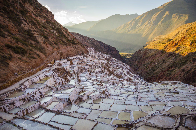 Sacred Valley Tour: Maras