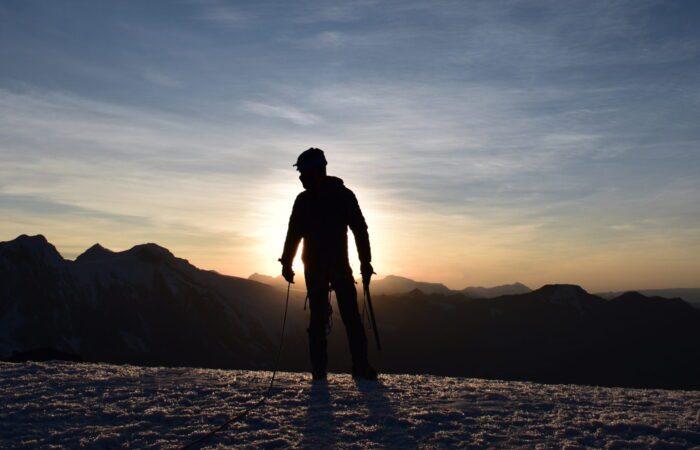 trek & climb nevado qampa